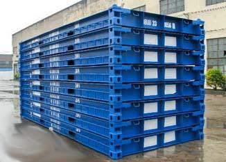 Platform 20' azules