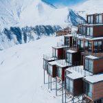 Hotel Quadrum Gudauri nevado